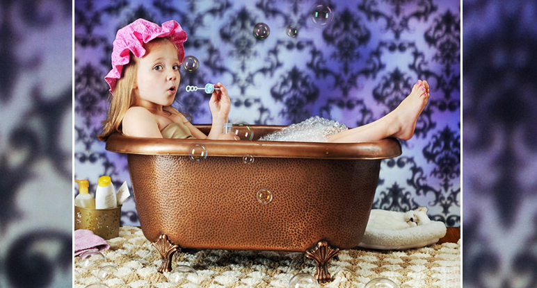 Beschreibung Aktionstag Bubble Bath Day