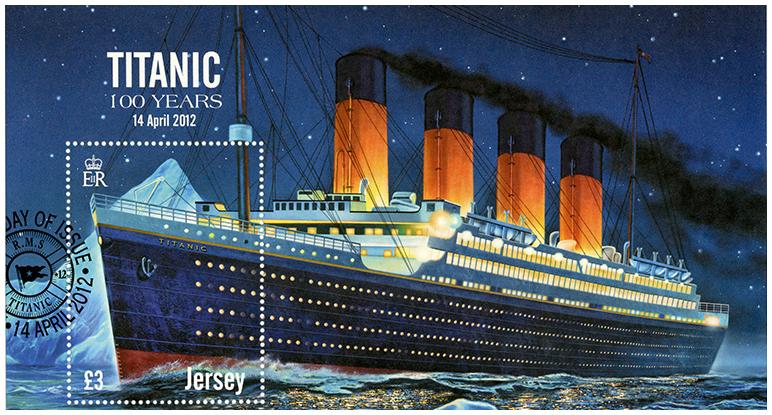 Beschreibung Titanic Gedenktag