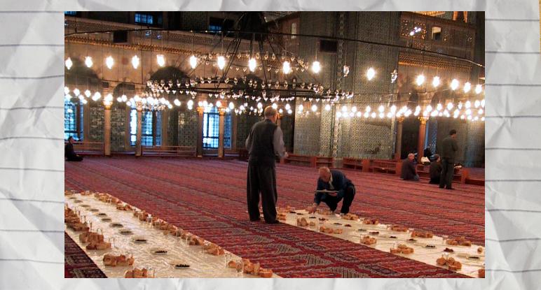 Beschreibung Feiertag Tag des Fastenbrechens Ramadan Ramazan