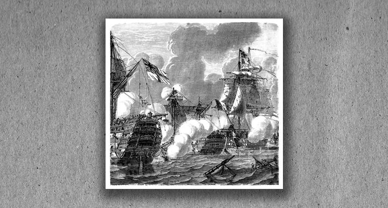 Beschreibung Gedenktag Trafalgar-Day
