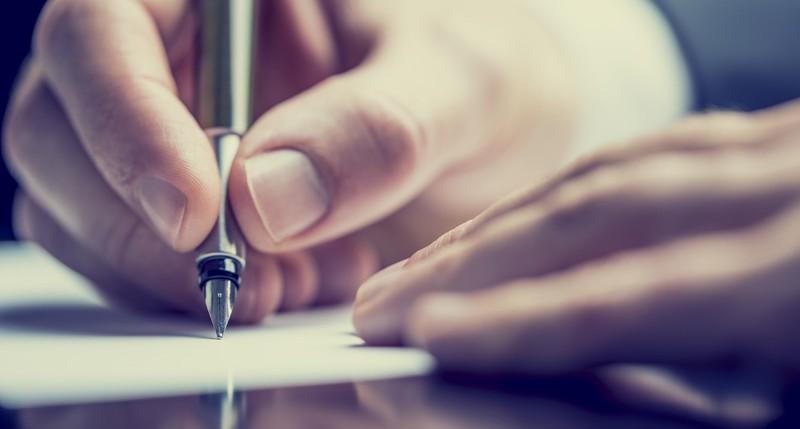 Beschreibung Aktionstag Mit der Hand schreiben Tag