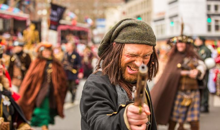Beschreibung Karneval und Fasching Feiertag Rosenmontag