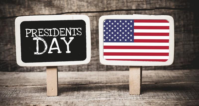 Beschreibung Feiertag Washington's Birthday - president's day