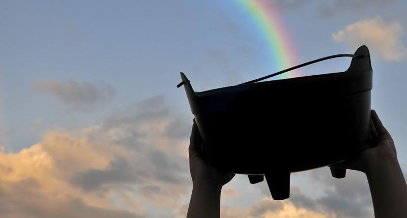 Beschreibung Aktionstag Finde-einen-Regenbogen-Tag