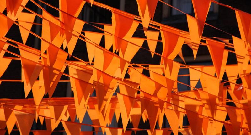 Beschreibung Feiertag Niederlande Koningsdag oder Königinnentag