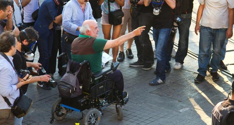 Beschreibung Aktionstag Europäischer Protesttag zur Gleichstellung von Menschen mit Behinderung