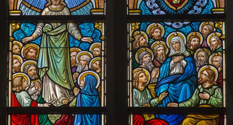 Beschreibung Feiertag Christi Himmelfahrt
