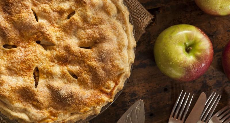 Beschreibung Aktionstag Tag des Apfelkuchens