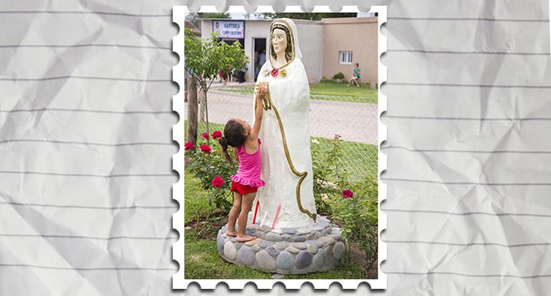 Beschreibung Feiertag Maria Schnee