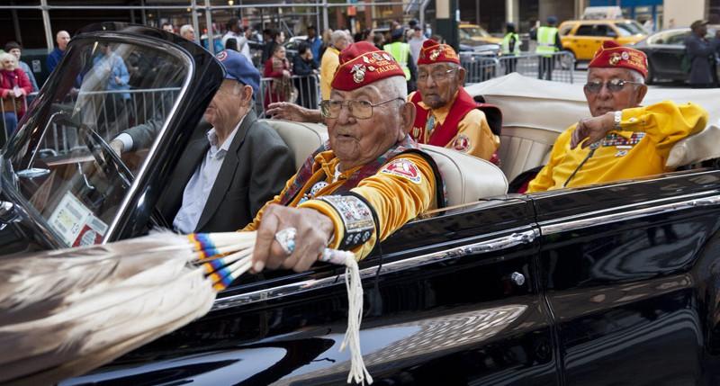 Beschreibung Gedenktag Nationaler Navajo-Code-Sprecher-Tag
