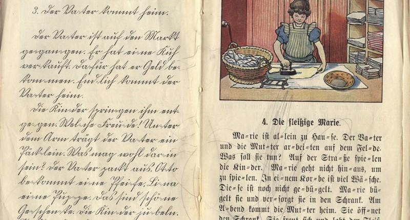 Beschreibung Aktionstag Tag der deutschen Sprache