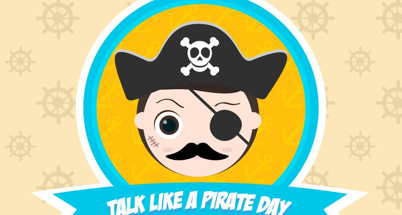 Beschreibung Aktionstag International Talk Like a Pirate Day
