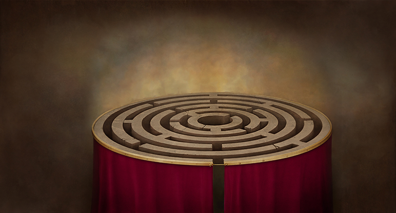 Beschreibung Aktionstag Internationaler Tag des Labyrinths
