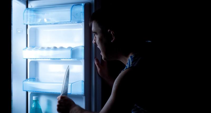 Beschreibung Aktionstag Nacht des vefluchten Kühlschranks