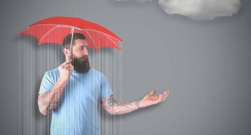 Beschreibung Aktionstag Öffne-drinnen-einen-Regenschirm-Tag 2014