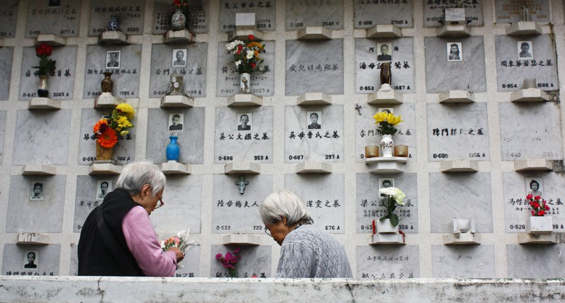 Beschreibung Gedenktag Qingming-Fest 2014