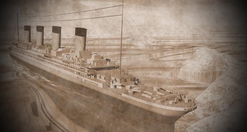 Beschreibung Titanic-Gedenktag 2014