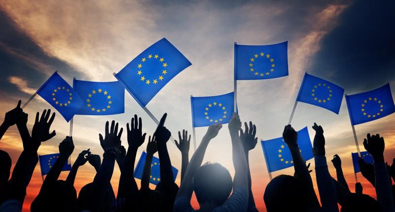 Beschreibung Gedenktag Europatag der EU 2014