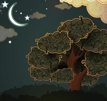 Beschreibung Mondphasen Neumond 2014