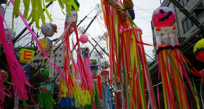 Beschreibung Feiertag Tanabata 2014
