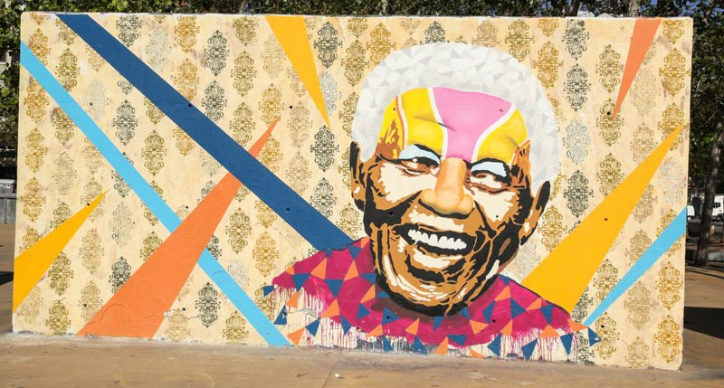 Beschreibung Welttag Internationaler Nelson-Mandela-Tag 2014