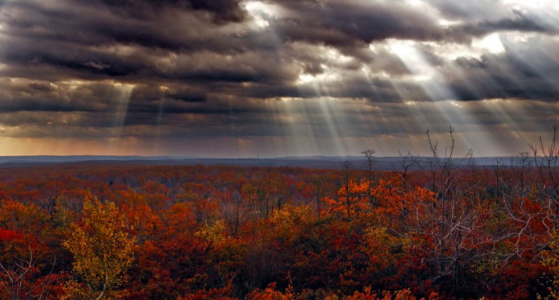 Beschreibung Jahreszeiten Meteorologischer Herbstbeginn 2014