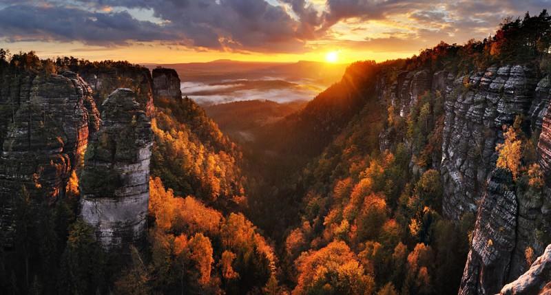 Beschreibung Jahreszeiten Kalendarische Herbstanfang 2014