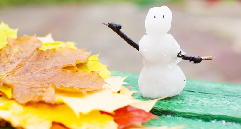Beschreibung Jahreszeiten Meteorologischer Winterbeginng 2014