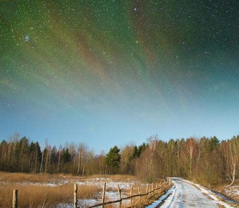 Beschreibung Naturereignisse Geminiden 2014