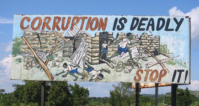 Beschreibung Welttag Internationaler Anti-Korruptions-Tag 2014