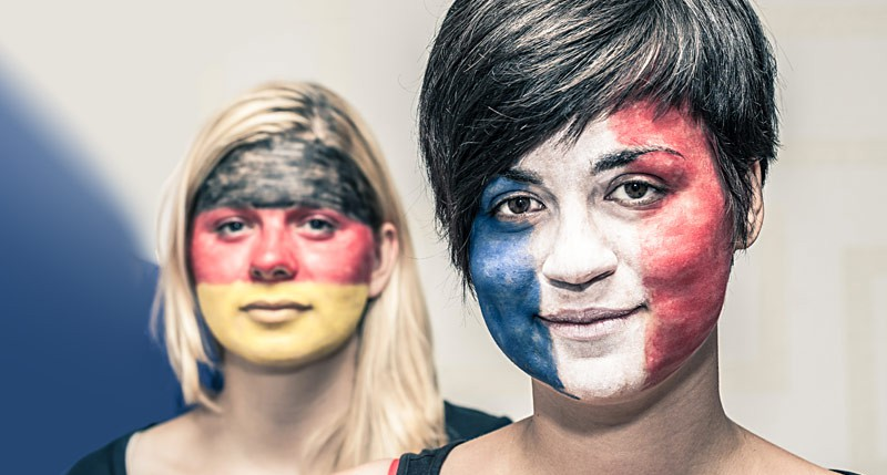 Beschreibung Aktionstag Deutsch-Französischer Tag 2015