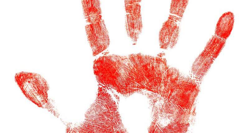 Beschreibung Gedenktag Red Hand Day 2015