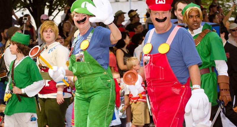 Beschreibung Aktionstag Super Mario Tag 2015