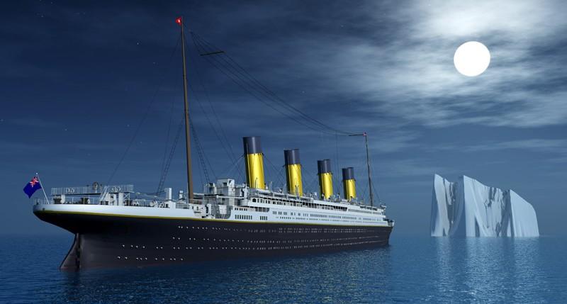 Beschreibung Titanic-Gedenktag 2015