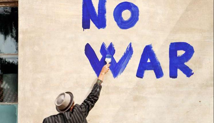 Beschreibung Gedenktag Internationaler Tag der Kriegsdienstverweigerer 2015