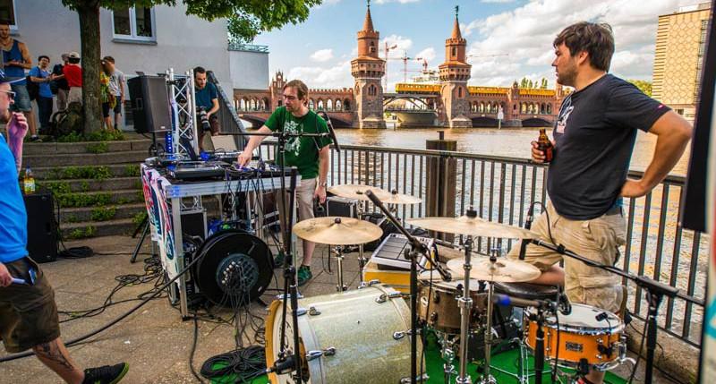 Beschreibung Aktionstag Fête de la Musique 2015