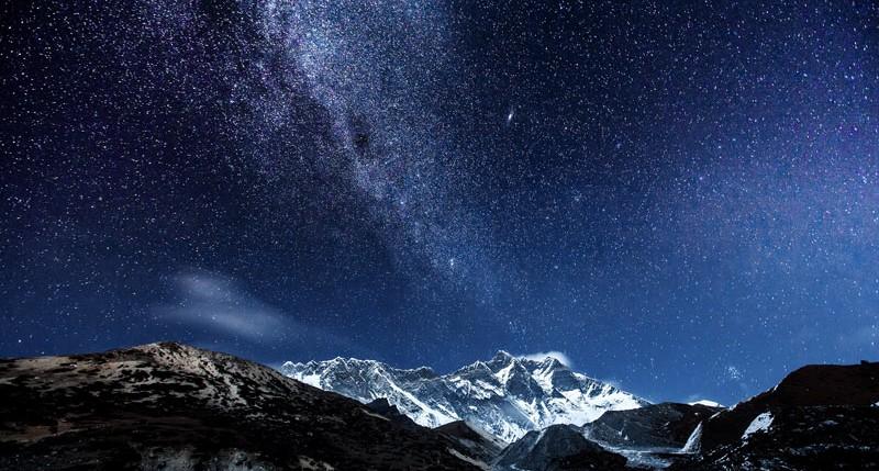Beschreibung Naturereignisse Sternschnuppen-Maximum der Perseiden 2015