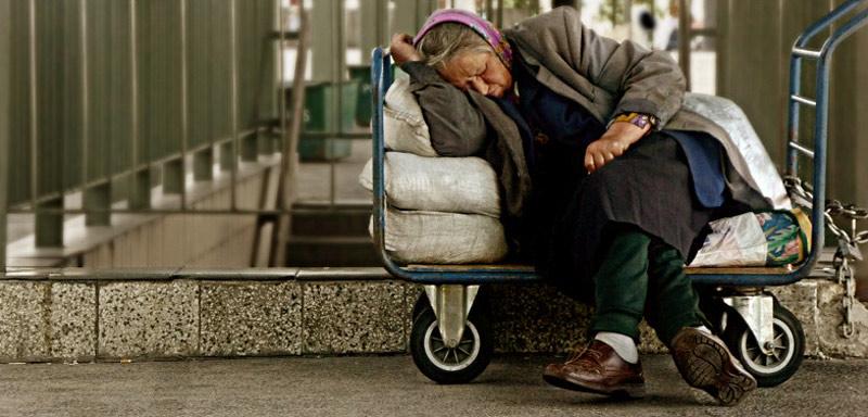 Beschreibung Aktionstag Tag der Wohnungslosen 2015