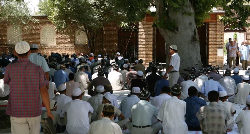 Beschreibung Aktionstag Tag der offenen Moschee 2015