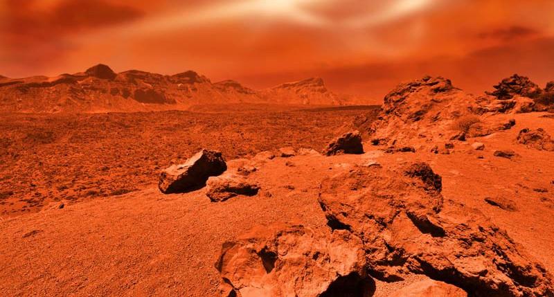 Beschreibung Gedenktag Tag des Roten Planeten 2015