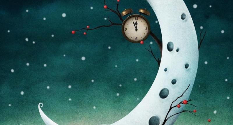 Beschreibung Mondphasen Neumond 2015