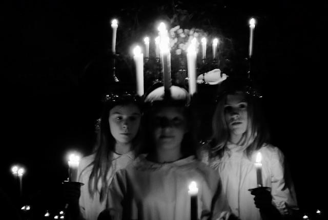 Beschreibung Feiertag Luciafest 2015