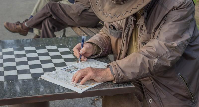 Beschreibung Gedenktag Tag des Kreuzworträtsels 2015