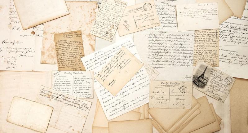 Briefe Mit Der Hand Schreiben : Mit der hand schreiben dertagdes