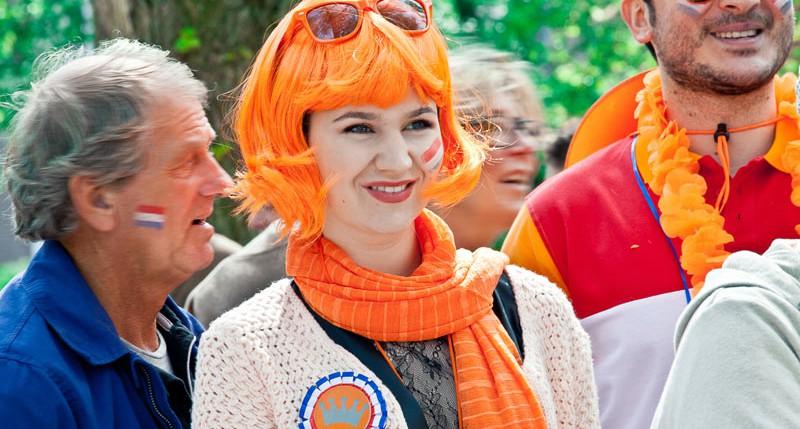 Beschreibung Feiertag Niederlande Koningsdag oder Königinnentag 2016