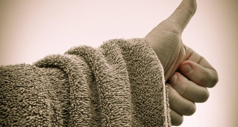Beschreibung Gedenktag Towel Day 2016