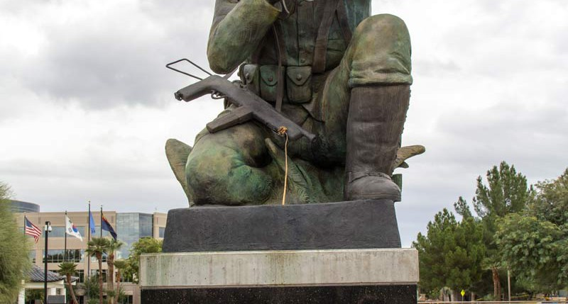Beschreibung Gedenktag Nationaler Navajo-Code-Sprecher-Tag 2016