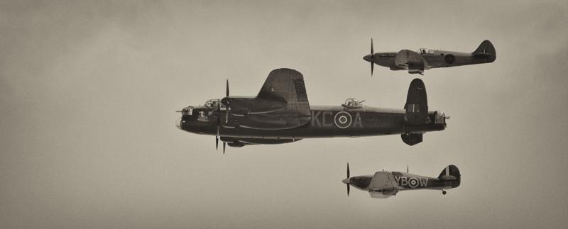 Beschreibung Gedenktag Luftschlacht um England 2016