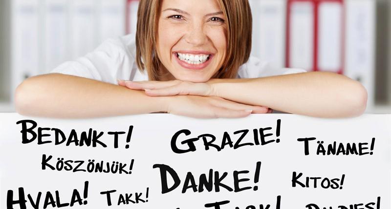 Beschreibung Gedenktag Europäischer Tag der Sprachen 2016