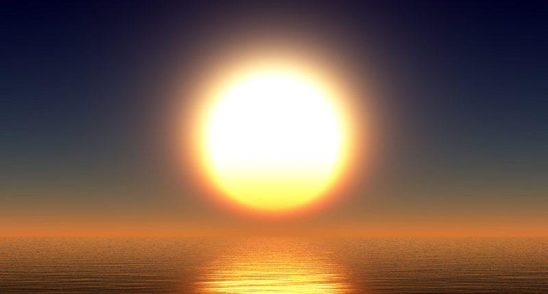 Am 3. Mai ist Tag der Sonne. Weitere Alle Informationen und Hintergründe zum Aktionstag Tag der Sonne